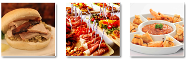 Range of Delicious Menus by Hog Roast Harrogate